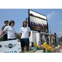 China outdoor front service P10 P8 P6.67 led billboard display video wall IP65 for advertising and events on sale