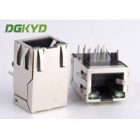 Quality Ethernet Port Integrated RJ45 Network Connectors 8 pin 25.4mm tab up for smart home for sale