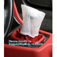 Quality Protector set steering wheel gearstick airbrake seat cover foot mat Nylon seat cover Reusable seat cover car seats, LTD for sale