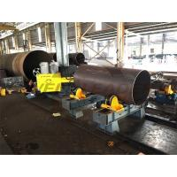 Quality Wind Tower Pipe Welding Turning Rolls Hydraulic for Rotator Cylinder Driving Tack Welding for sale