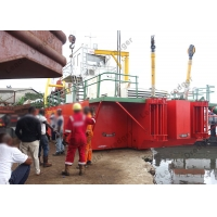 Dredging Equipment For River Silt Cleaning, Lake And Pond Decontamination