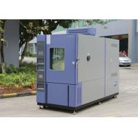 Quality 1000L Nonlinear 7 ℃ Rapid temperature change test chamber with chiller for sale