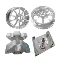 Quality Aluminium Industrial Stee Print Components 0.01mm Rapid 3d Printing Service for sale