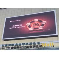 Quality Traffic  P5 Full Color LED Sign for Outdoor Advertising Pedestrian Bridge Display for sale