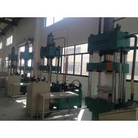 Professional 100T Manually Operated Hydraulic Press Machine For Metal Flanging