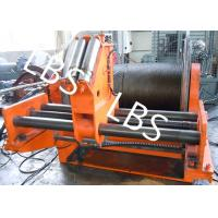 Quality Safe and Reliable Hydraulic Boat Winch with Lebus Grooving Drum and Spooling Device for sale