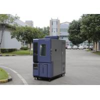 Buy cheap 40 8L Temperature Humidity Chamber Environmental Test Chambers For Battery from wholesalers