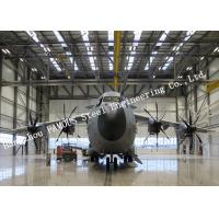 Buy cheap Customized Design Aircraft Hangar Buildings With Sliding Doors And Sandwich from wholesalers