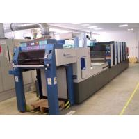 China KBA Rapida RA74-5+L ALV, UV sheet fed offset printing press with CX Package--SOLD on sale