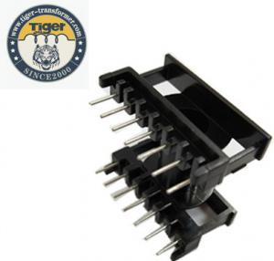 Quality Black Color Transformer Bobbin EF16 Single Multi Slot For Electrical Transformer for sale