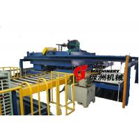 Buy cheap Full Automatic And High Capacity Magnesium Oxide Plate Making Machine from wholesalers