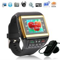 China Gsm Wrist Watch Cell Phone For Man on sale