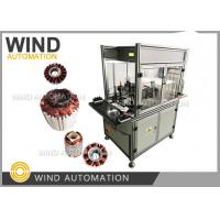 China Outrunner Stator Winding Machine Fan Motor Ventilator External Rotor Winder on sale