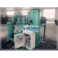 China Contaminated Oil Filtration Equipment , Multi Stage Vacuum Oil Purifier TYA -50 on sale