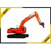 Quality 2390mm Track Gauge Construction Digging Machine Better Visibility Air Conditioning Driving Room for sale