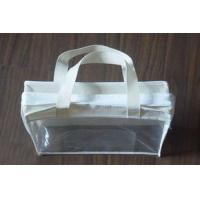 China PVC transparent non-woven bags, tote bags, quilt bags on sale