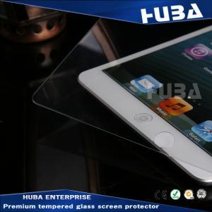 China Customized hard ipad 4 Privacy Screen Protectors Anti scratch glass film on sale
