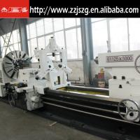Quality CW61125 conventional turning lathe machine from Jiesheng for sale