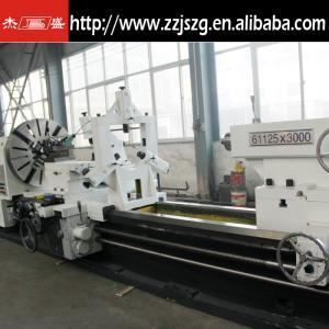 Quality Jiesheng Engine Lathe CW61125 heavy lathe machine for sale