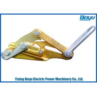 Buy cheap Transmission Line Stringing Tools Conductor Wire Self Gripping Clamps 300 ~ from wholesalers