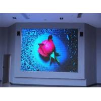 Quality Flexible SMD 3 in 1  LAN / WAN electronic Advertising Led Display  180HZ - 600HZ for sale