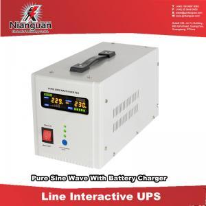 China Sine Wave Line Interactive UPS 3000VA on sale