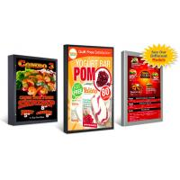 Best Outdoor and indoor large format backlit film printing / Backlit Posters Printing wholesale