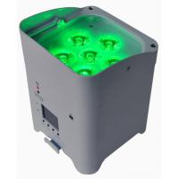 Buy cheap 60Hz 6 / 10ch 2.4G Wireless Control LED Par Light 1 Year Warranty / LED Party from wholesalers