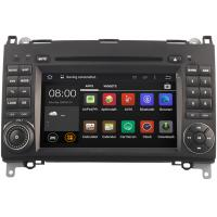 Quality 2011 + Vito Mercedes Benz Radio GPS , Mercedes Benz DVD Player CE FCC Certification for sale