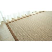 Quality Moth Proof Bamboo Roll Up Window Blind Carpet Strong But Flexible for sale