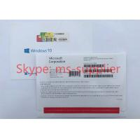 Quality Windows 10 Professional Product License OEM Key 100% Online Activate lifetime guarantee for sale