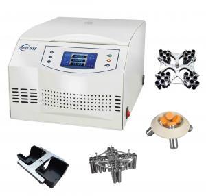 Quality Low Speed Portable Centrifuge Machine / Medium Size Lab Centrifuge Machine BT5 for sale