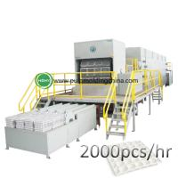Quality high egg tray molding machine paper pulp molding machine for sale