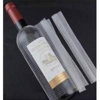 Quality Extruded PE Wine Bottle Protection Net Factory for sale