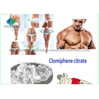 Buy cheap Clomiphene Citrate Raw Steroid Powders Raw Testostrone Clomifene Citrate Steroid from wholesalers