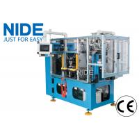 Best Automatic Production Stator Motor Winding Machine High Efficiency For Coil Lacing wholesale