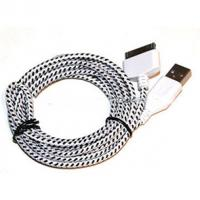 Quality Durable 30 Pin Micro USB Charging Cable , 1m 2A Extension Micro USB Data Cable for sale