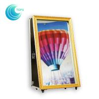 Quality Most Popular selfie 55 Inch Magic Mirror Photo Booth Touch Screen Photo Booth for fashion show for sale