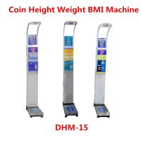 Quality Body scale load cell Height and weight measurement balance for Medicine pavilion for sale