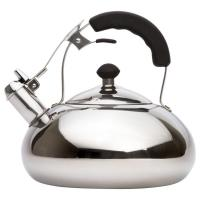 Buy cheap Extra Sturdy Dishwasher Safe Gleaming Stovetop Whistling Kettle Stainless Steel from wholesalers
