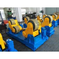 Quality Self Aligned Pipe Tank Welding Rotator For 30 Ton , Max 4200mm Diameter for sale