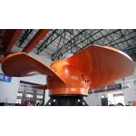 China Hydroelectric Power 40000kw 6.7m Diameter Bulb Hydro Turbine for sale