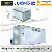 Buy Super Tongue And Groove 50mm Panel Cold Room Freezer High Density at wholesale prices
