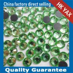 Quality hot fix crystal rhinestone;dmc hot fix rhinestones; hot fix rhinestone for wedding dresses for sale