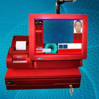 Quality Automatic 3D Digital Touching All-in-one Skin Analyzer Facial Machine Skin Test System for sale
