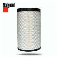 Quality Promotion Fleetguard Air Filter AA90155 D300mm*470mm metal white,used in trucks,bues,engineering machine etc for sale