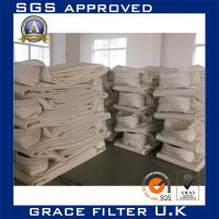 China Dust Nomex Cement Plant Dust Extraction Filter Bags , Aramid Bag Filter on sale