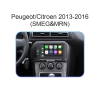 Quality EQ Adjustment Car GPS Navigation DVD Player Auto Adapter For Peugeot Citroen 308 for sale