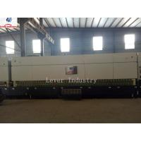 China Double Heating Chamber Flat and Bending Glass Tempering Furnace higher quality toughened glass on sale