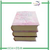 Best Book Shaped Magnetic Closure Gift Box Customized Printing Foil Stamp Logo wholesale